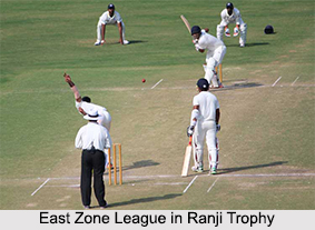 Ranji Trophy, 1996-97, East Zone League Matches