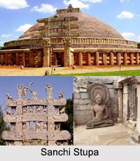 Sanchi Stupa, Madhya Pradesh, Indian Monuments