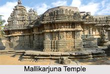 Sculpture of Mallikarjuna Temple, Chalukya Sculpture