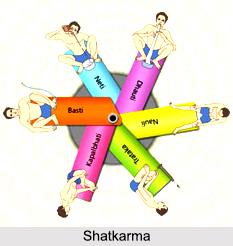 Shatkarma, Pranayama