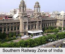 Southern Railway Zone of India, Chennai, Indian Railways