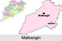 History of Malkangiri, Malkangiri District