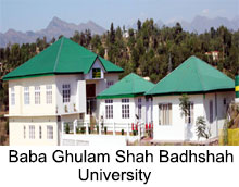 Universities of Jammu and Kashmir, Indian Universities