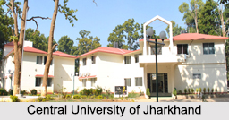 Universities of Jharkhand, Indian Universities
