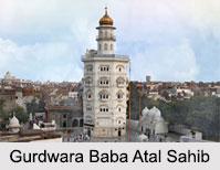 Gurdwara Baba Atal Sahib, Amritsar