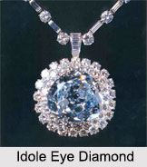 Idole Eye Diamond, Indian Diamonds