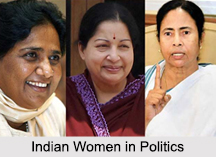 Indian Women in Politics, Women in Modern India