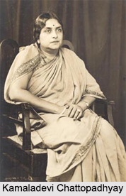 Kamaladevi Chattopadhyay, Indian Freedom Fighter