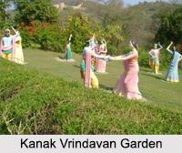 Gardens of Jaipur, Rajasthan, Indian National Parks