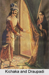 Kichaka, Mahabharata