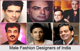 Male Fashion Designers of India, Indian Personalities