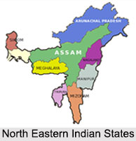 North Eastern Indian states