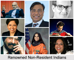 Renowned Non-Resident Indians, Indian Personalities