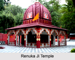 Temples in Sirmaur, Himachal Pradesh, Temples of Himachal Pradesh