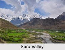 Suru Valley, Kargil, Indian Cities