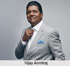 Vijay Amritraj, Indian Tennis Player