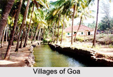 Villages of Goa, Villages of India