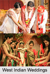 West Indian Weddings, Indian Wedding