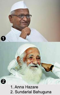 Indian Social Activists, Indian Personalities