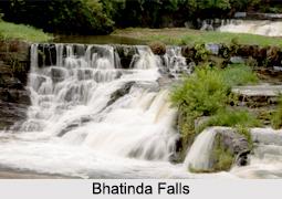 Waterfalls in Ranchi, Travel