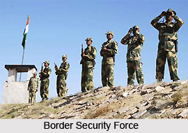 Indian Paramilitary Forces, Indian Armed Forces