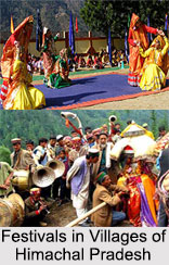 Villages of Himachal Pradesh, Villages of India