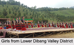 People of Lower Dibang Valley District