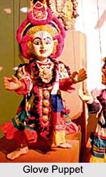 Puppet Theatre in Orissa, Folk Arts of Orissa