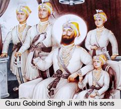 Guru Gobind Singh, Sikh Religious Leader, Sikhism