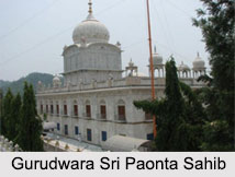 Sikh Temples in India, Indian Temples