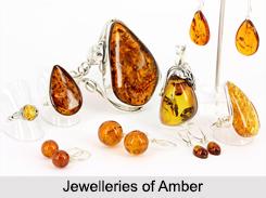 Amber, Gemstone