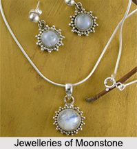 Moonstone, Gemstone
