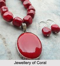 Coral, Gemstone