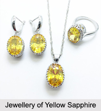 Yellow Sapphire, Gemstone of Jupiter