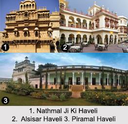 Havelis in Rajasthan, Rajasthan