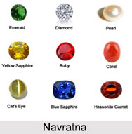 Gemstones for Planets