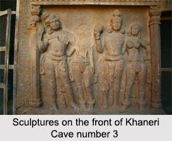 Khaneri caves, Mumbai