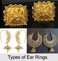 Ear Ring, Indian Jewellery