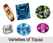 Topaz, Gemstone