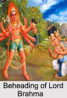 Lord Brahma, Hindu God