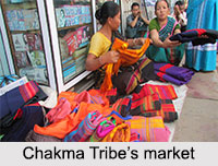 Chakma Tribe, Indian Tribals