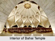 Bahai Temple, New Delhi, Indian Temples