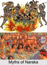 Naraka, Hell, Indian Puranas