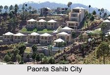 Paonta Sahib, Sirmaur, Himachal Pradesh