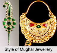 Jewellery in Mughal Period, History of Indian Jewellery