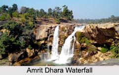 Amrit Dhara Waterfall, Tourism in Chhattisgarh, Chhattisgarh