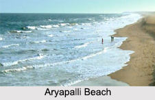 Aryapalli Beach, Odisha, Beaches of India