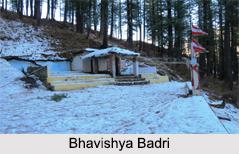 Bhavishya Badri, Uttarakhand, Indian Temples