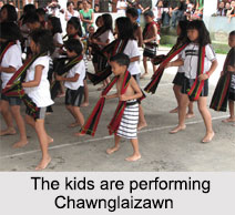 Chawnglaizawn, Folk Dance of Mizoram, Indian Dances