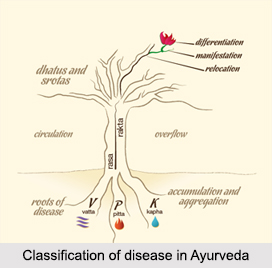 Classification of Disease in Ayurveda